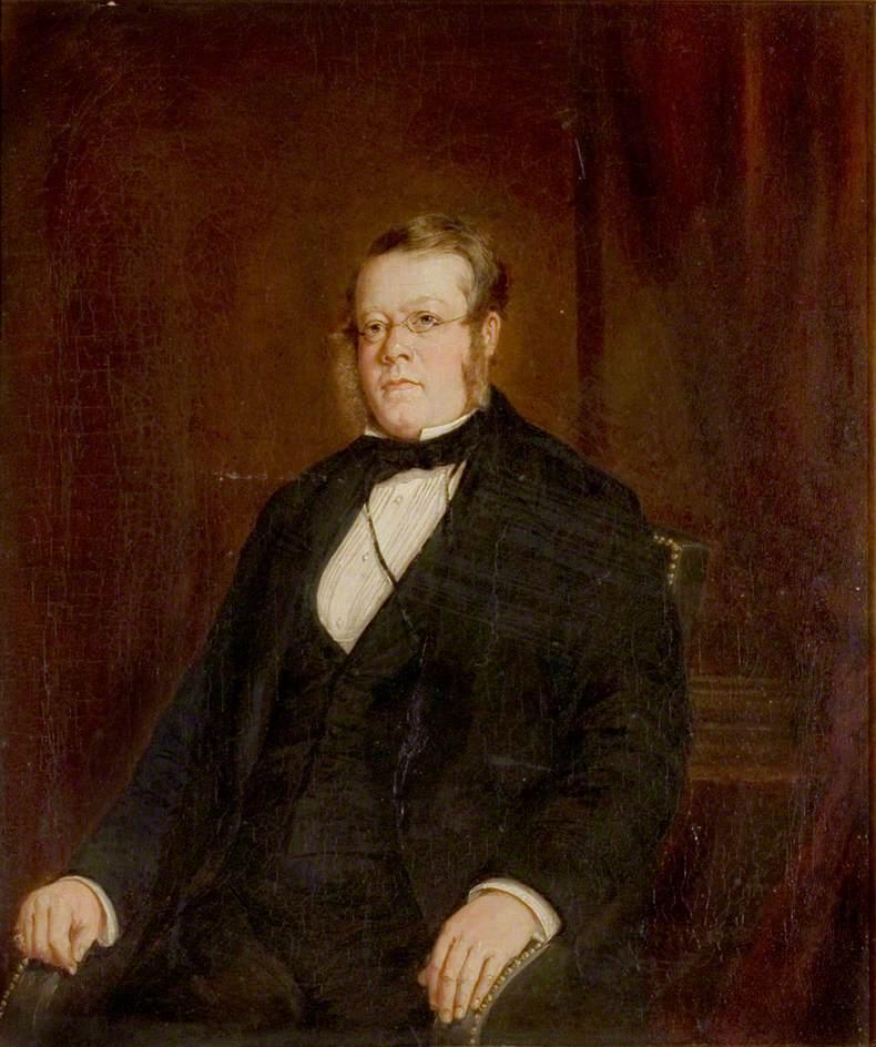 John Johnson (1810–1877), First Honorary Secretary to the Nottinghamshire County Cricket Club (1859–1867)