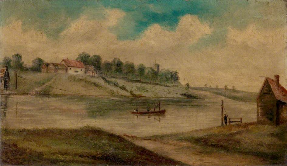 Wilford Ferry, Nottinghamshire