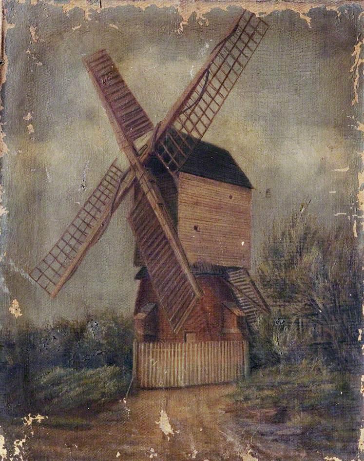 Oaklands Mill, Sneinton, Nottingham