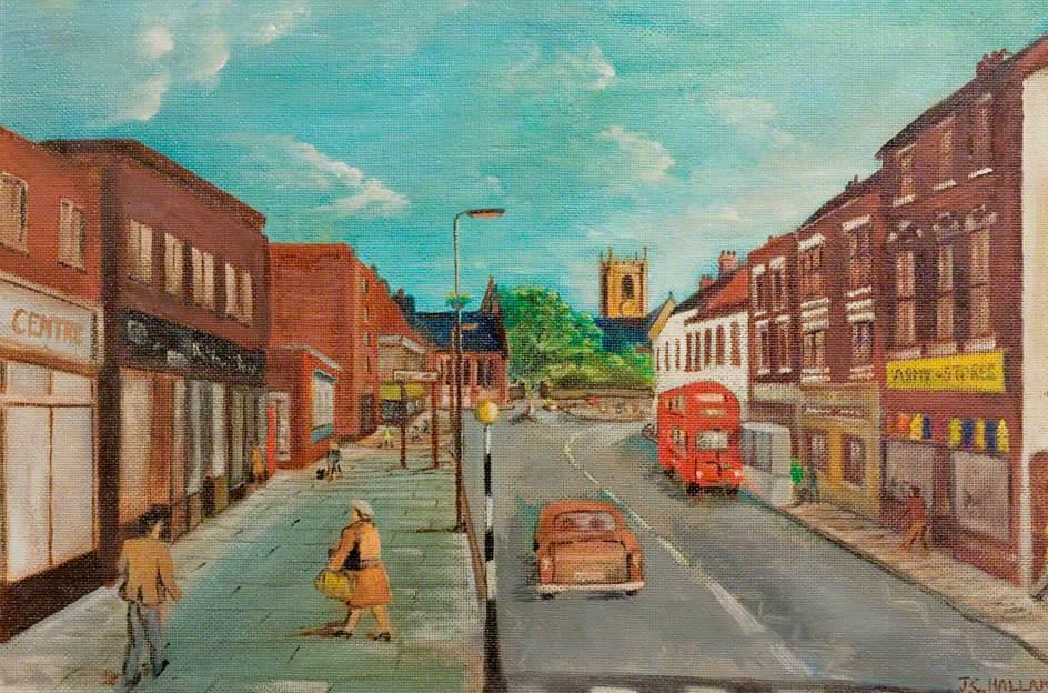 High Street, Hucknall, Nottinghamshire*
