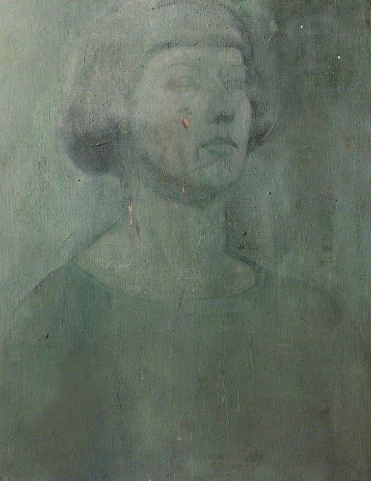 Sketch of an Unidentified Woman*