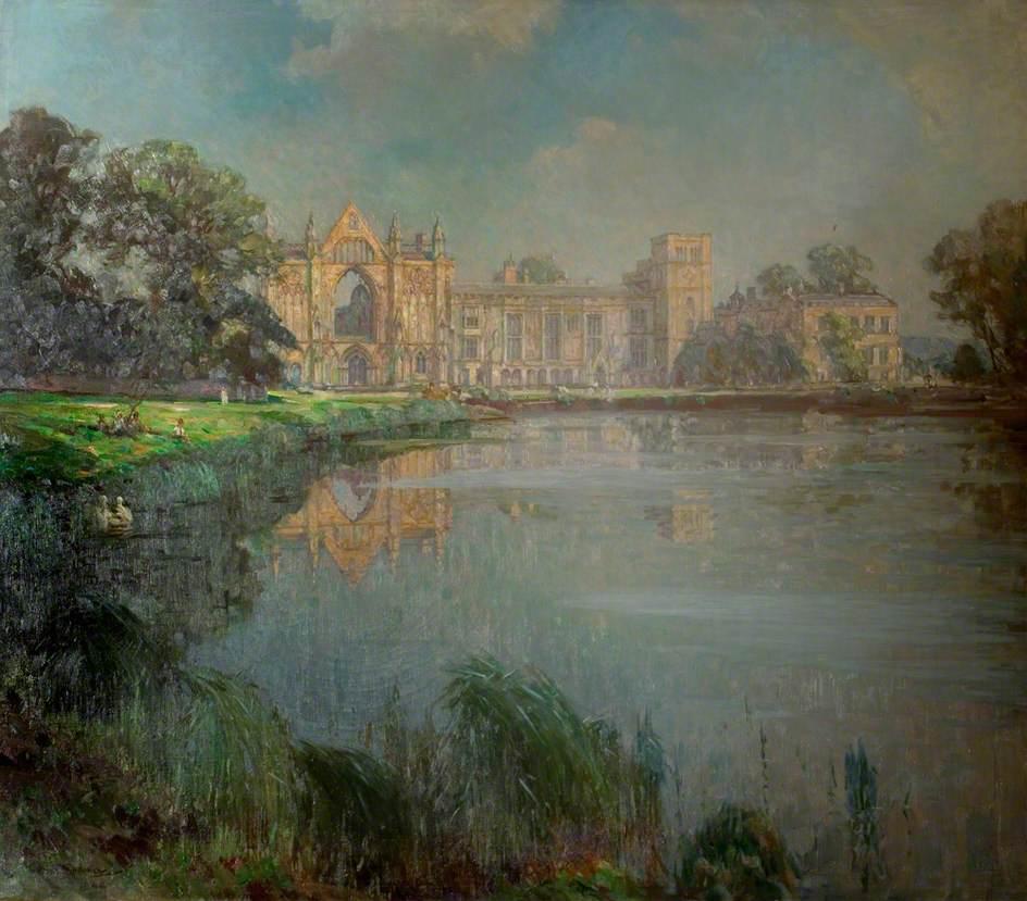 Newstead Abbey, Nottinghamshire