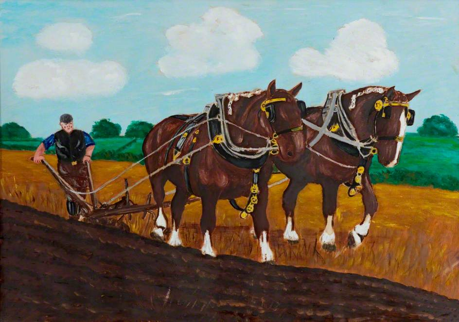 Ploughing the Field*