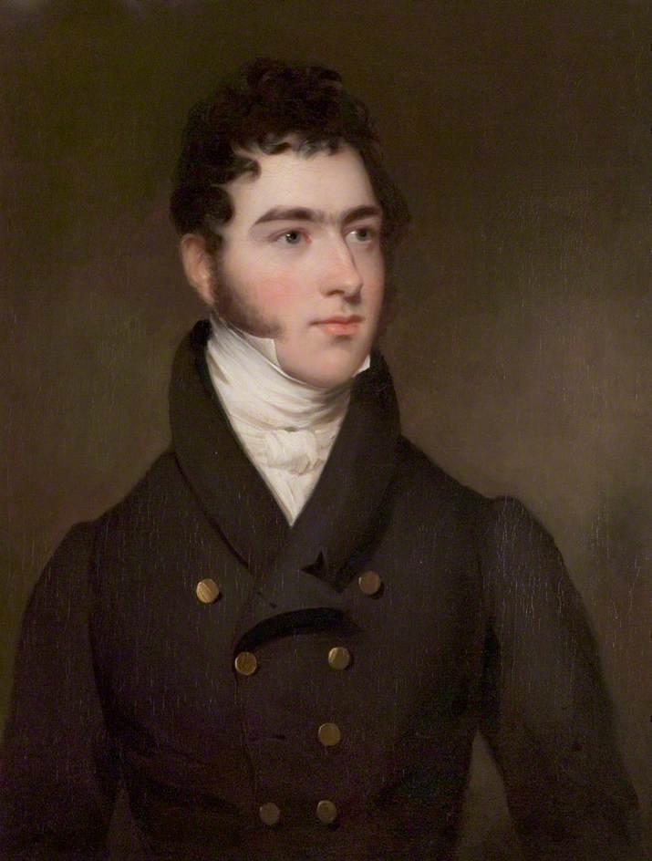 Unidentified Regency Man from the Bristowe Family