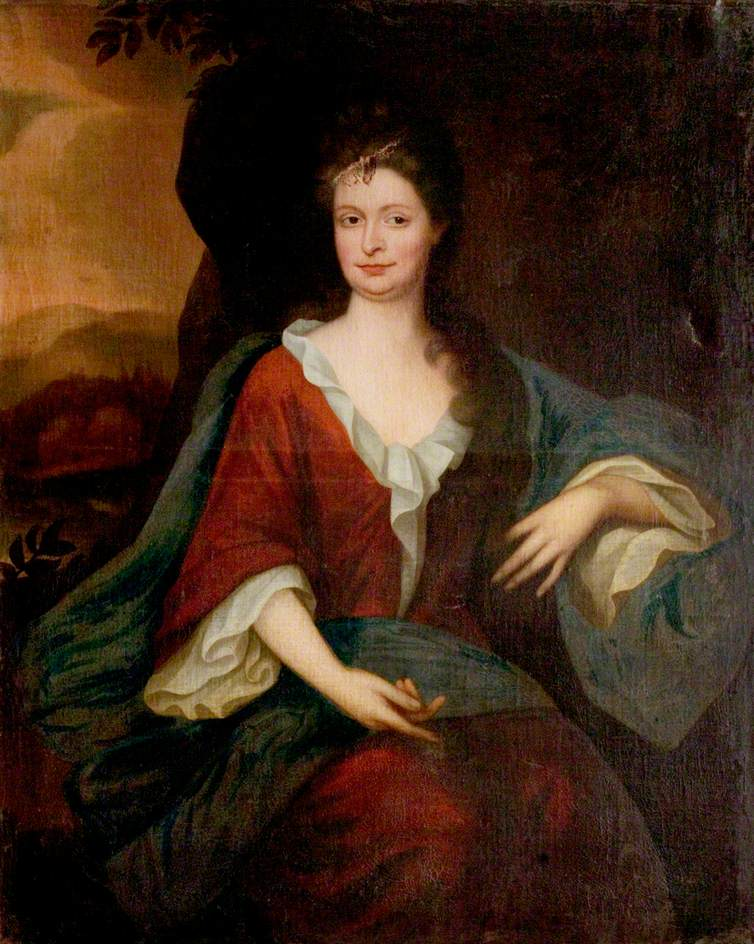 Anne Micclemore Cooper or Jane Beale Gilbert, Wife of Henry Gilbert