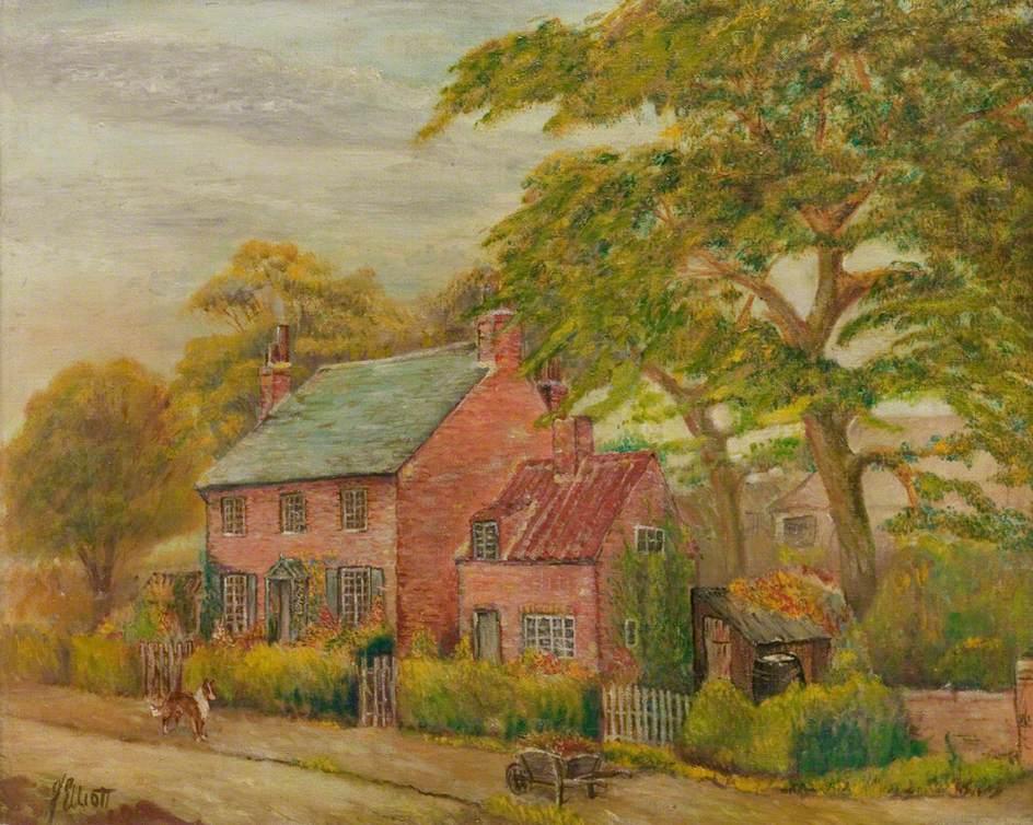 Higginbottom's Cottage, Hallam Lane, Arnold, Nottinghamshire