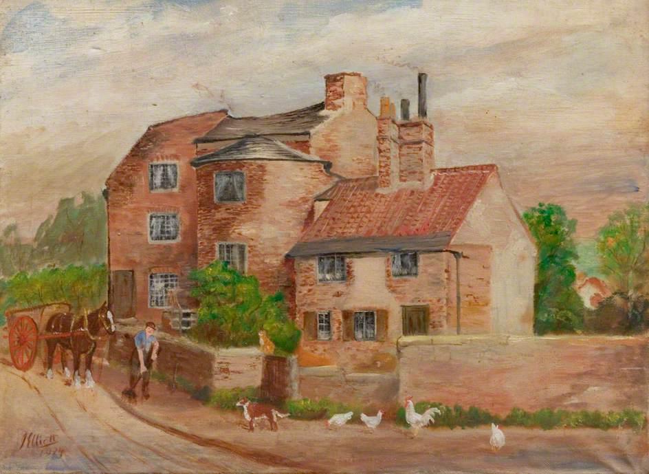 Round House, Hallam Lane, Arnold, Nottinghamshire