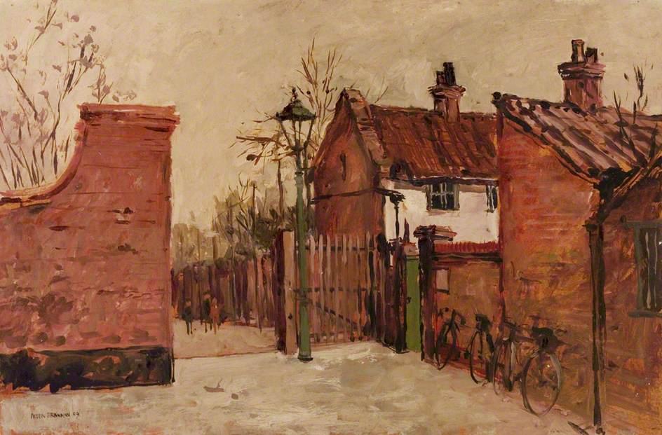 Street Scene, Newark, Nottinghamshire