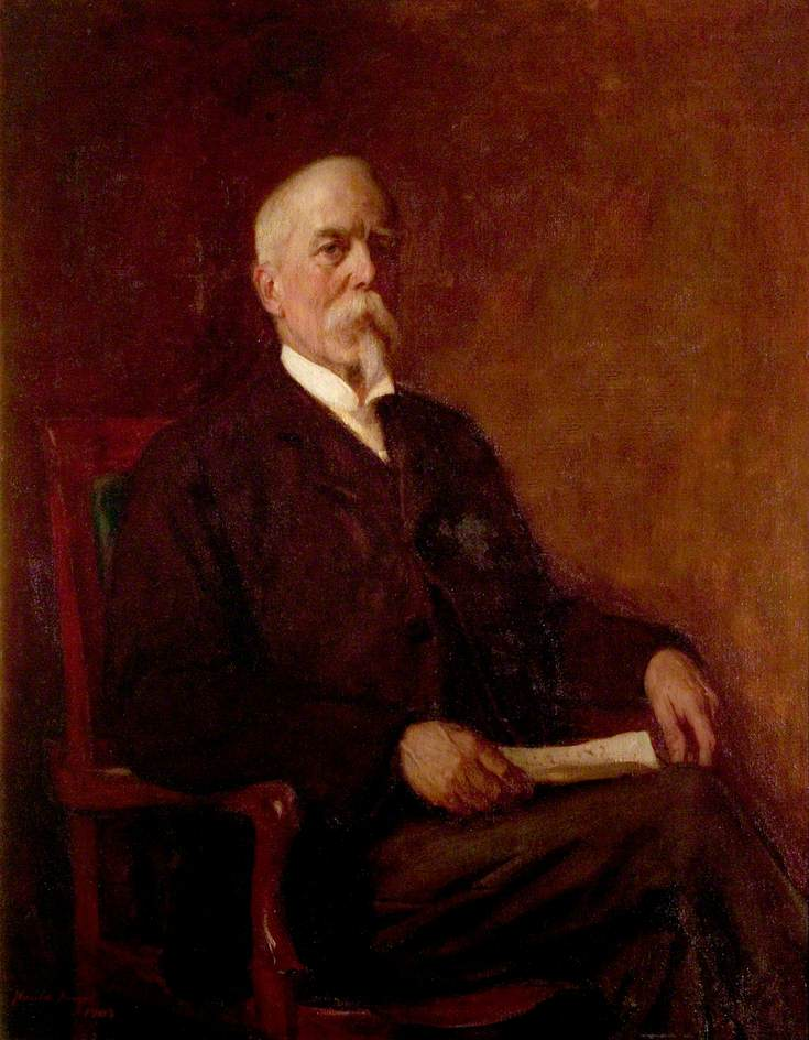 Thomas Earp (1830–1910), Mayor of Newark