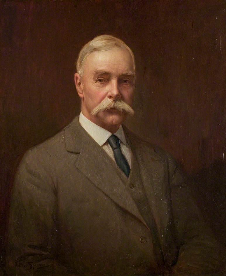 Godfrey Tallents (1849–1917), Town Clerk