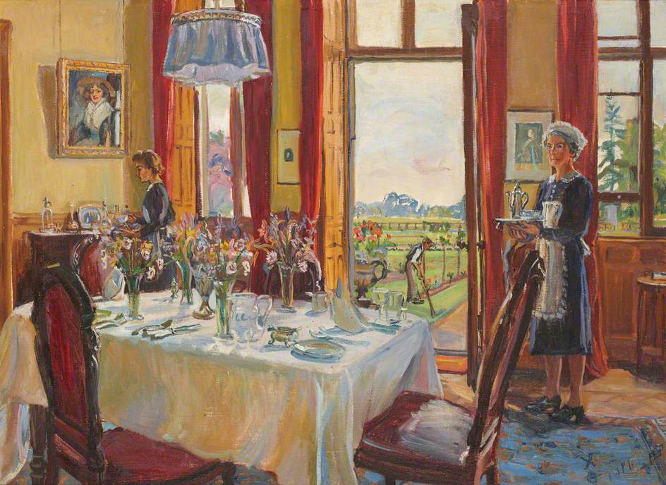 Thoresby Dining Room