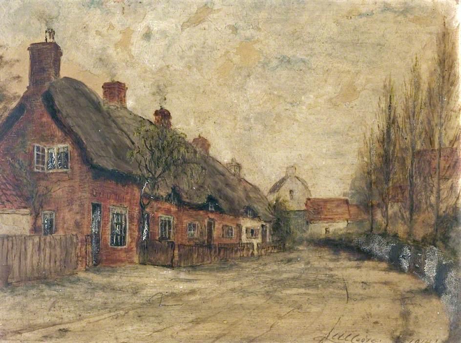 Scene at Wilford, Nottingham