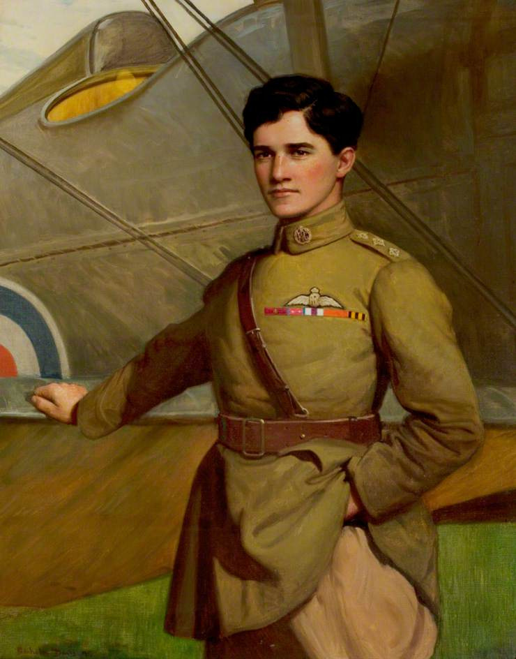 Captain Albert Ball (1896–1917), VC