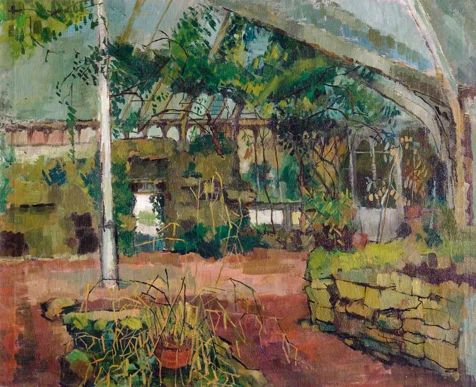 Conservatory, Backhouse Park, Sunderland, Tyne and Wear