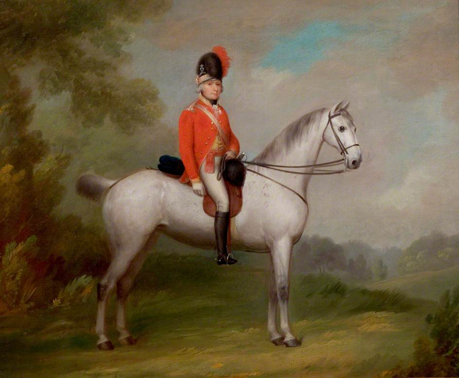 Captain Ichabod Wright of Mapperley (1767–1862), Formed the First Nottingham Troop in 1794