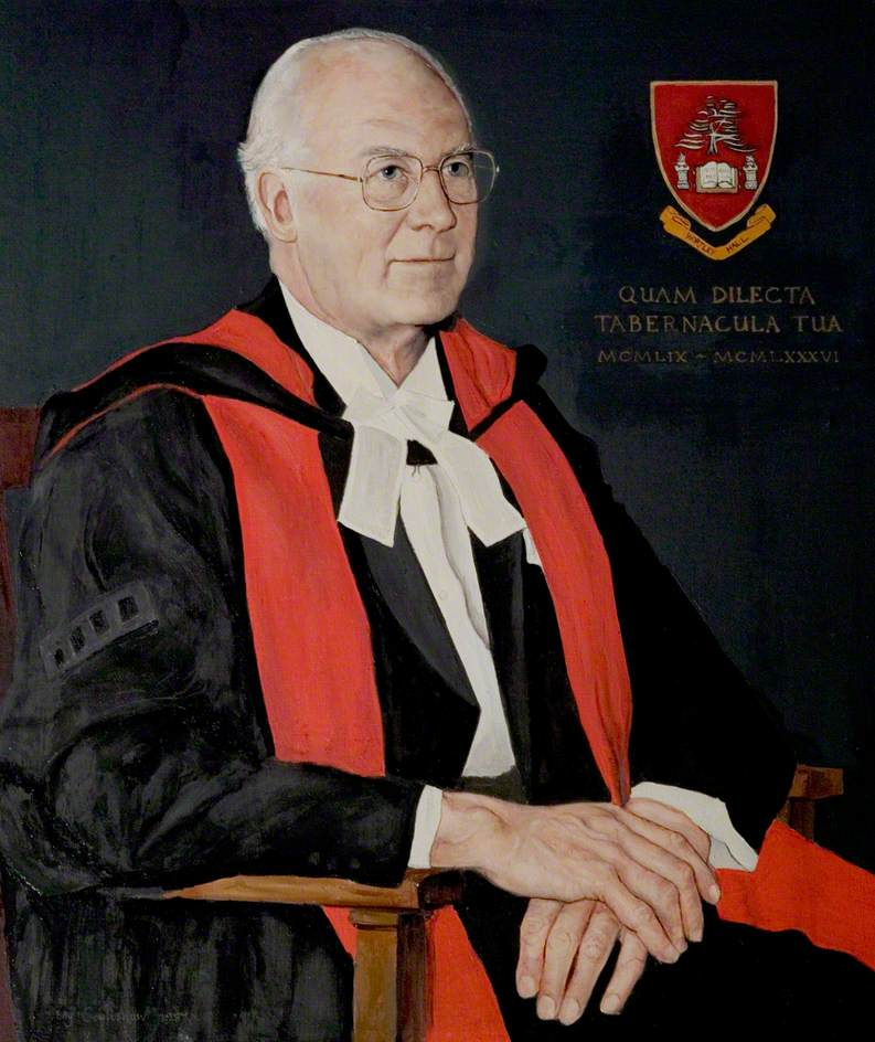 Dr Waterhouse, Warden of Wortley Hall until 1984