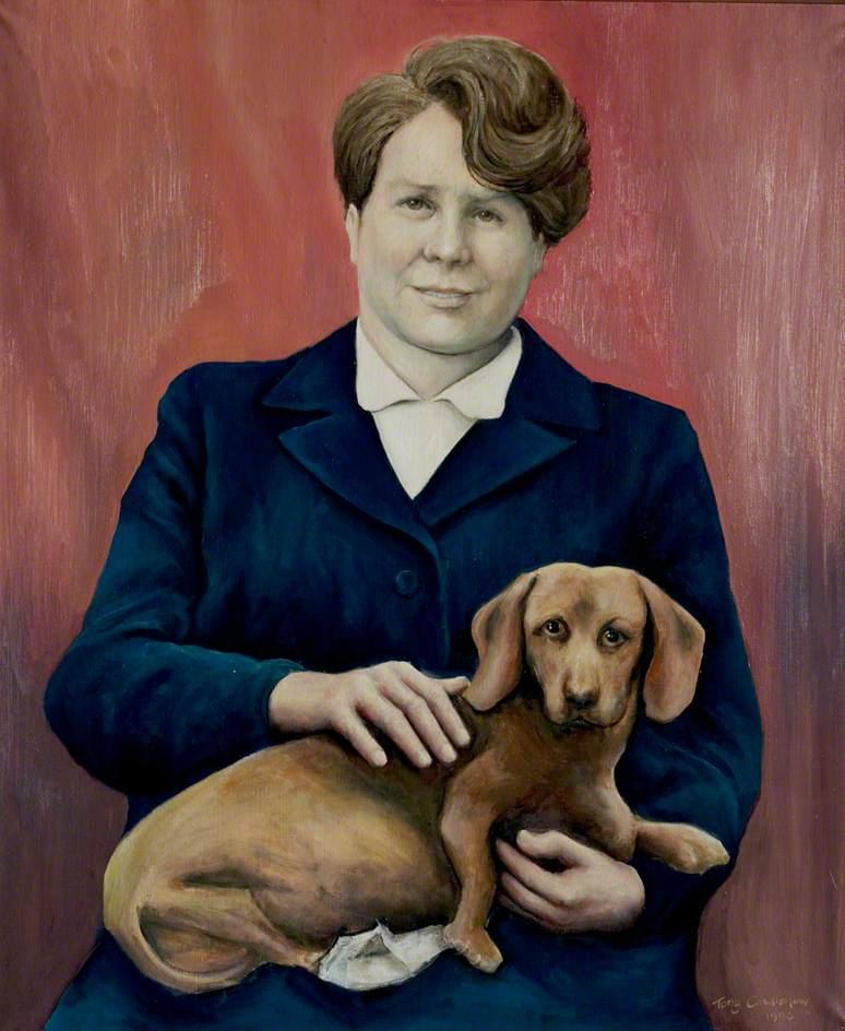 Audrey Beecham (1915–1989), Warden of Nightingale Hall (1950–1980)
