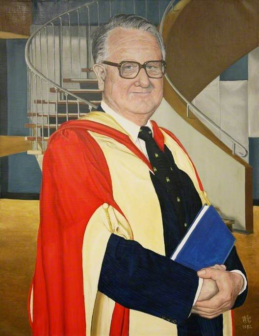Professor David Greenfield (1917–2005), Foundation Dean of Nottingham Medical School, University of Nottingham