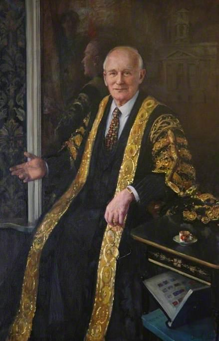 Lord Ronald Dearing (b.1930)