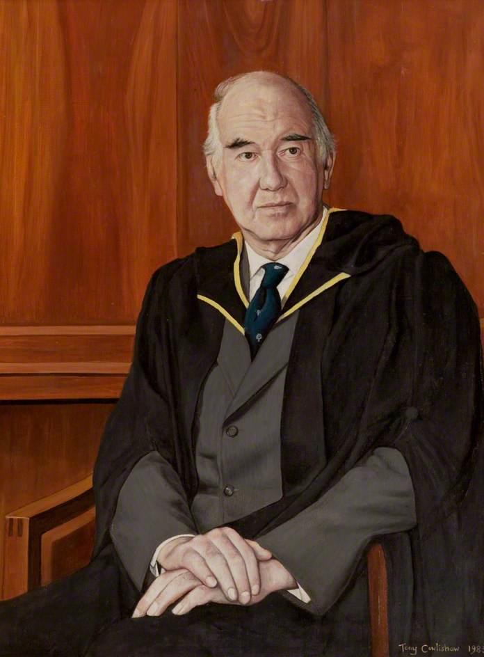 Frank Arnold Barnes (1920–2003), Warden of Derby Hall (1963–1985)