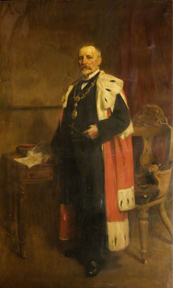 William Hutchison Leask (1850–1918), Provost of Peterhead (1899–1918)