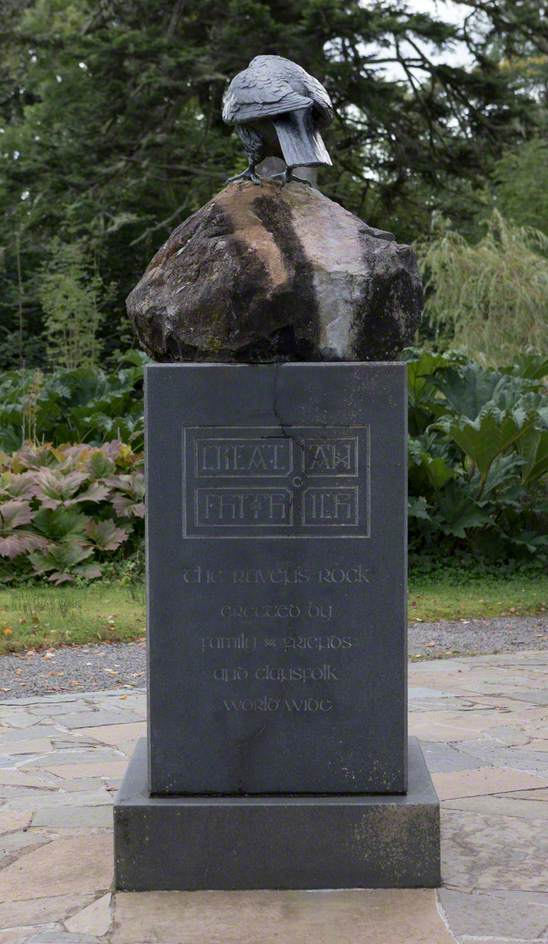 Raven's Rock Memorial to Air Commodore Donald Macdonell of Glengarry (1913–1999), CB, DFC