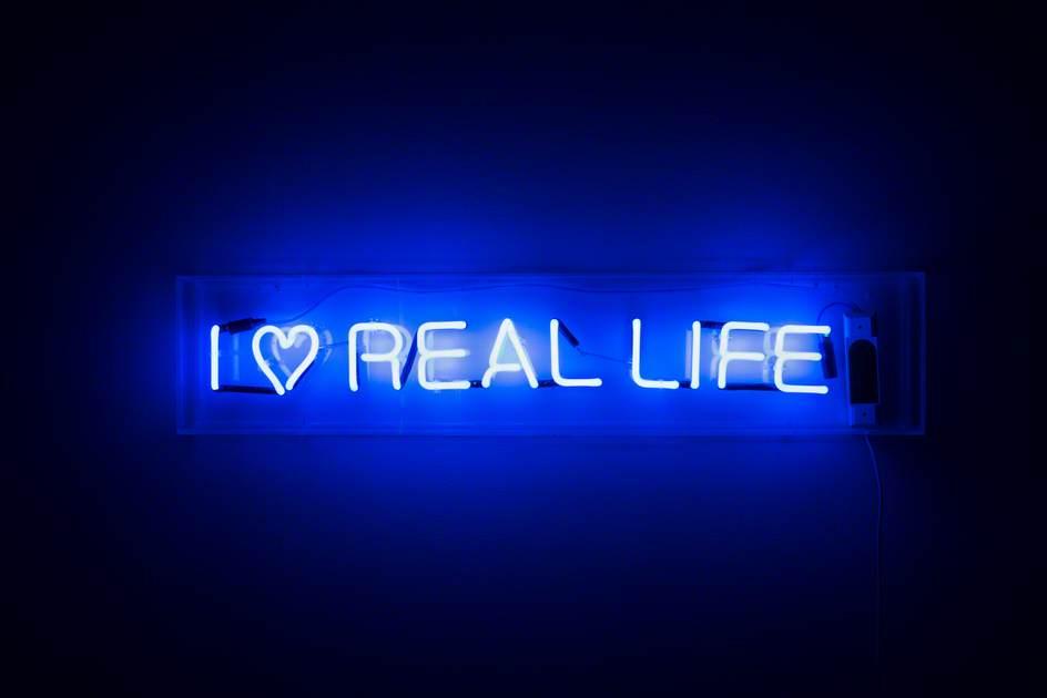 I Love Real Life