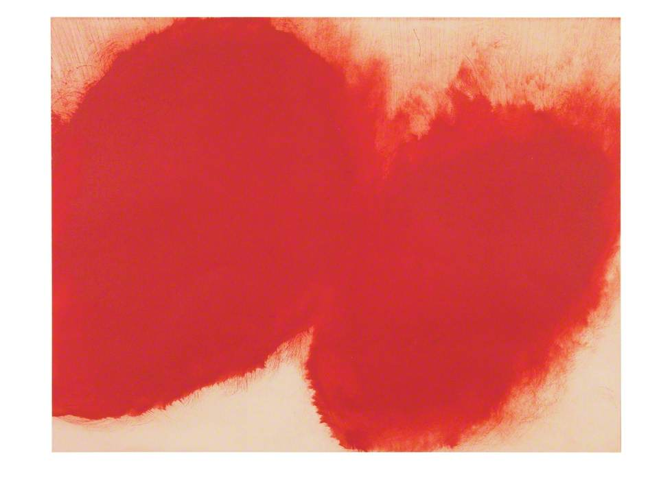 Abstract Shape, Red*