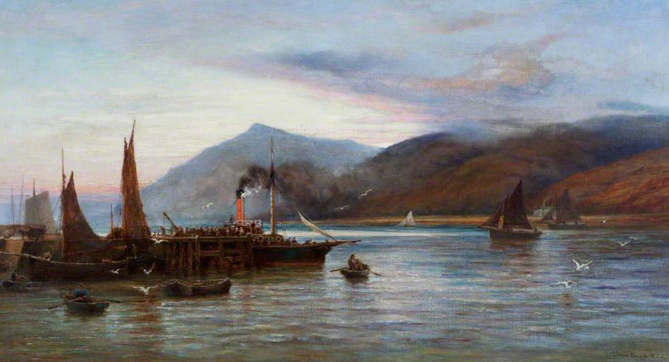 The Pier at Fort William