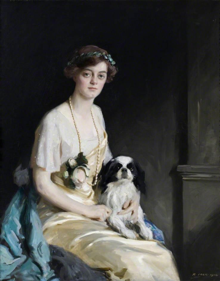 The Honourable Edith Violet Kathleen Agar Robartes (1888–1965)