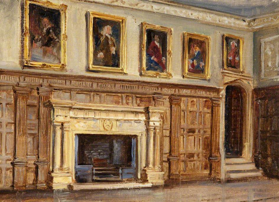 The Great Hall, Montacute House, Somerset