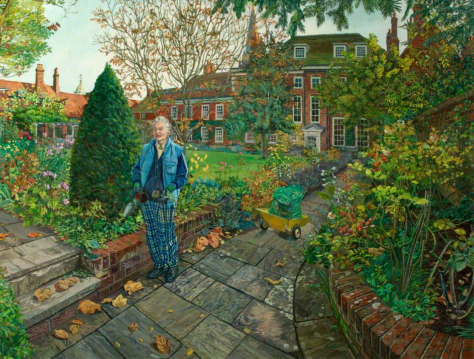 Mompesson House Garden with May Griffin, the Gardener