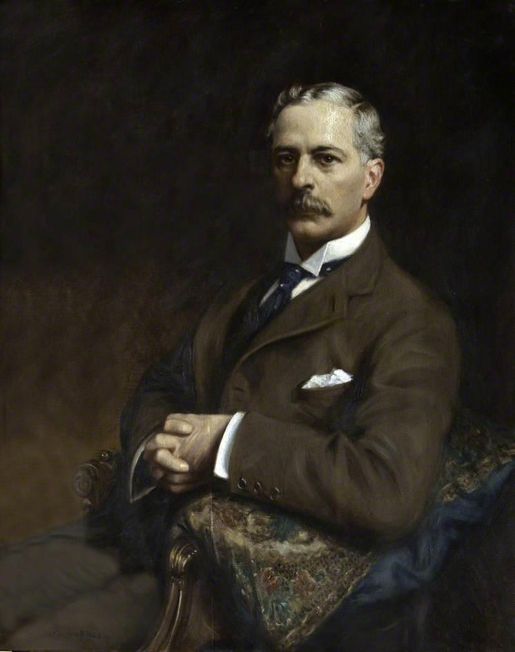 Thomas Francis Anson (1856–1918), 3rd Earl of Lichfield