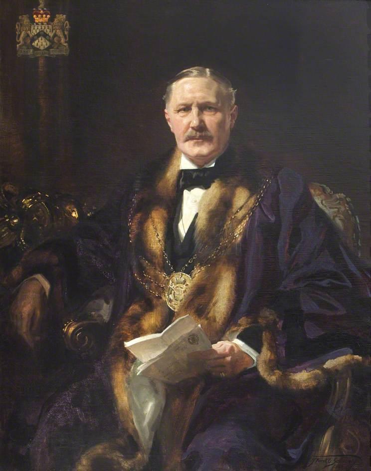 Adelbert Salusbury Cockayne Cust (1867–1927), 5th Baron Brownlow