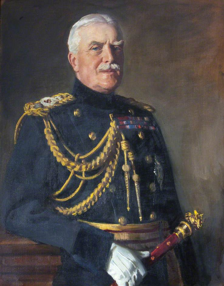 Field Marshal Sir Archibald Montgomery-Massingberd (1871–1947), GCB, GCVO, KCMG
