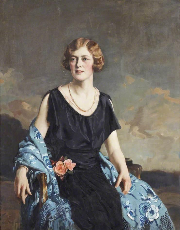 Lady Phyllis Hervey (1899–1990), Lady MacRae
