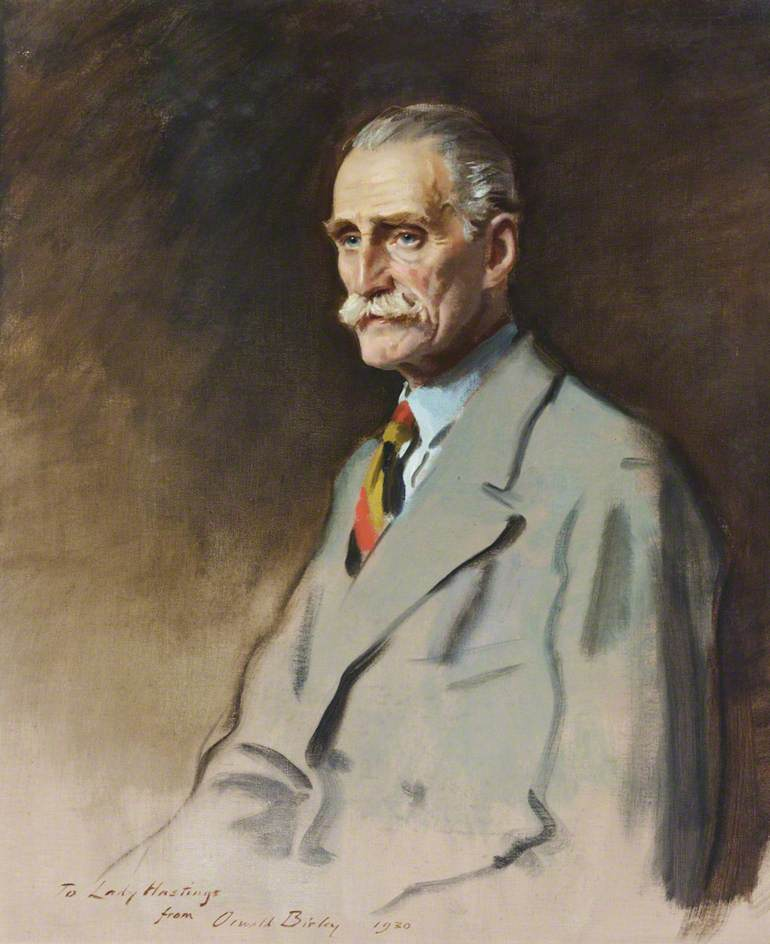 Henry Nevill (1854–1938), 3rd Marquess of Abergavenney