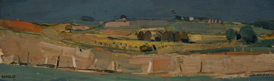 Summer Landscape, Catterline