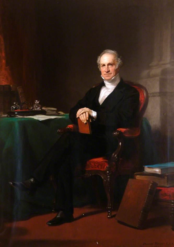 Robert Home (c.1794–1867), Town Clerk