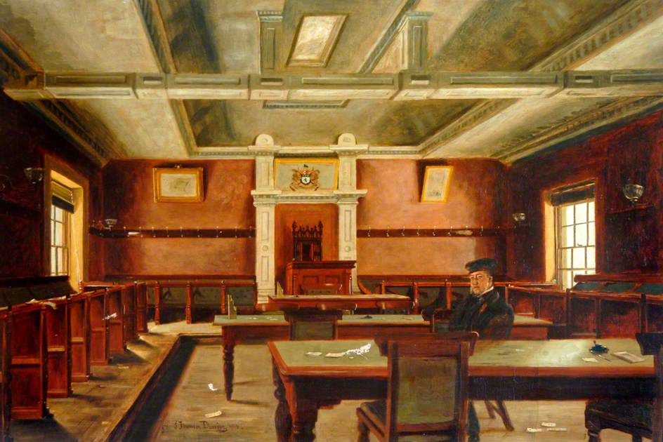 Middlesbrough Council Chamber, North Street