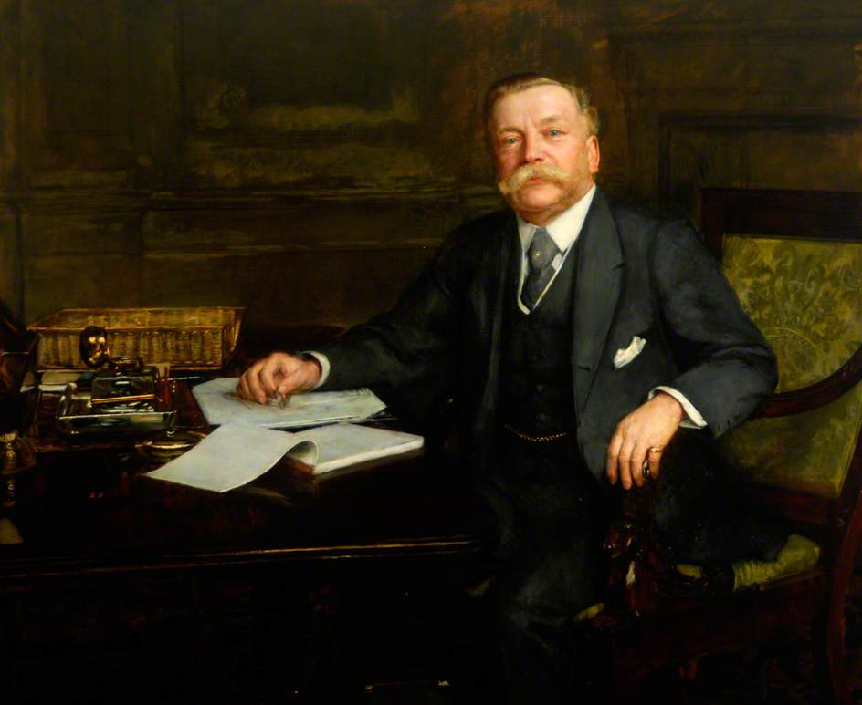 Lord Furness of Grantley (1852–1912)