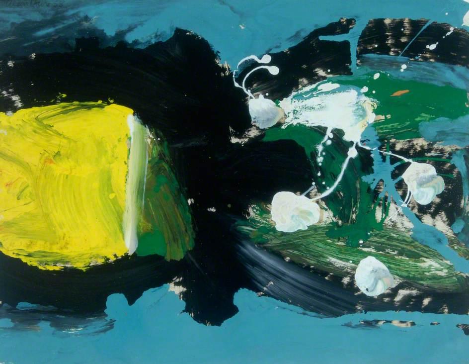 Yellow Pool Pull 1959