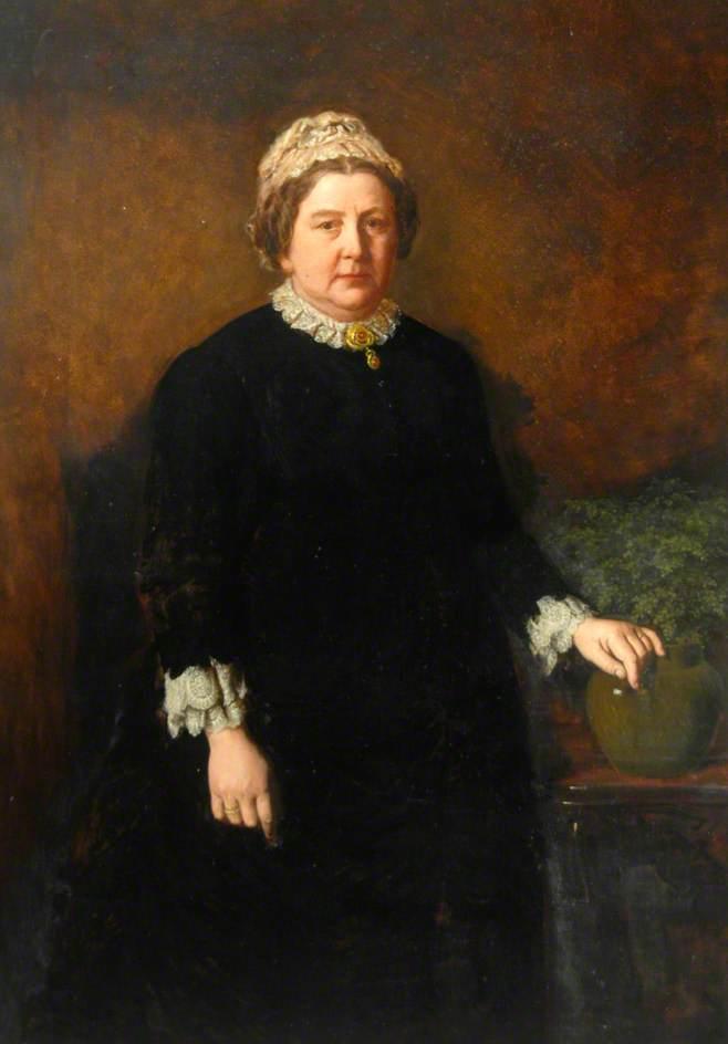 Mary Elizabeth Williams, née Trick (d.c.1901)