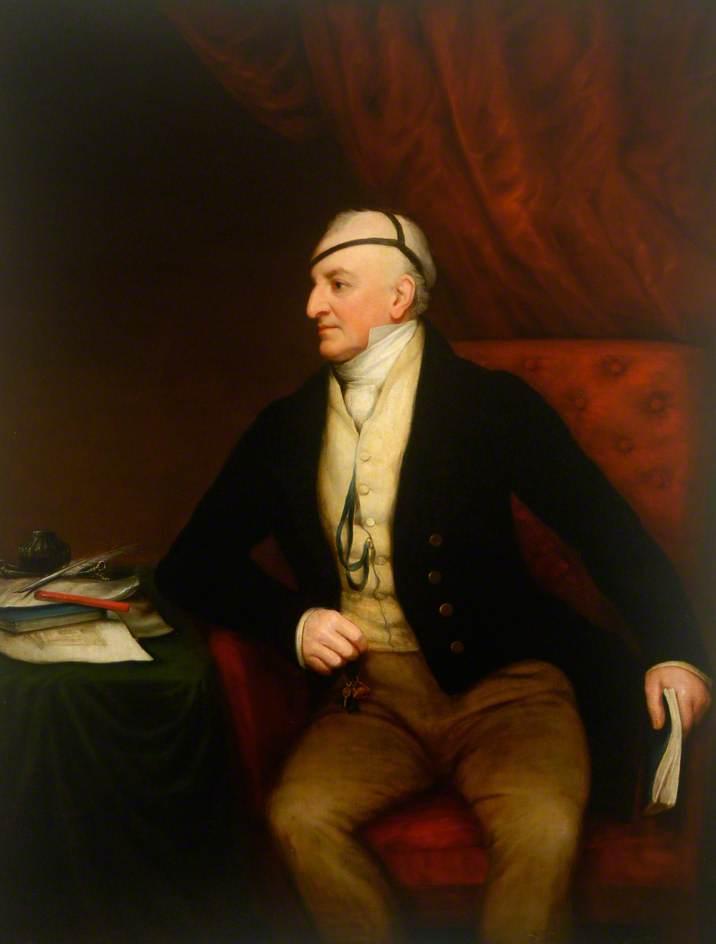 Sir John E. Swinburne (1762–1860)