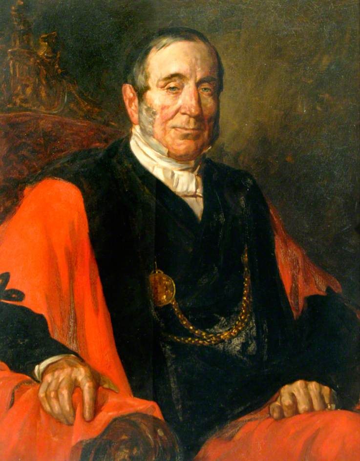 Alderman James Hodgson, Mayor of Newcastle upon Tyne (1841–1842 & 1851–1852)