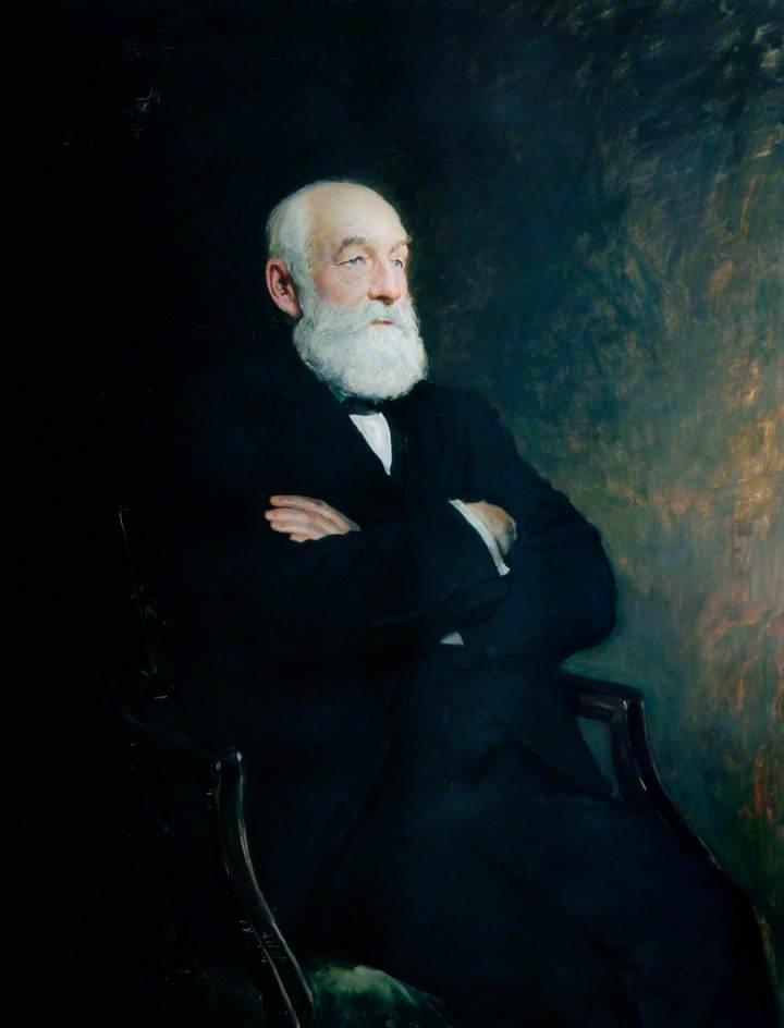 George Baker Forster (1832–1901), MA