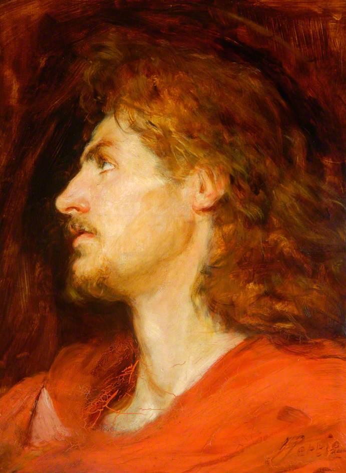 Head of St John