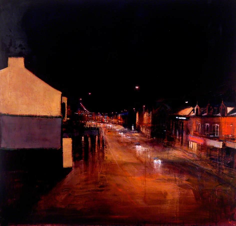 Middlesbrough Art Gallery II, Evening