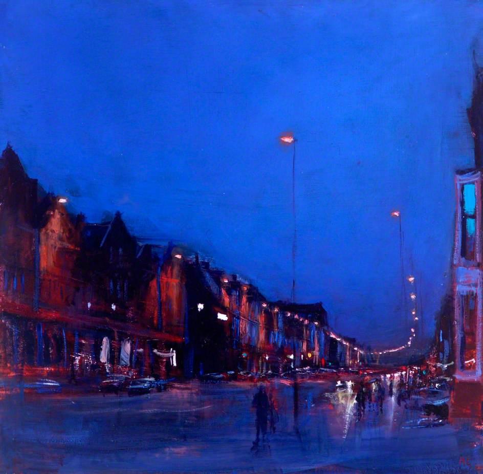 Linthorpe Road South, Night II