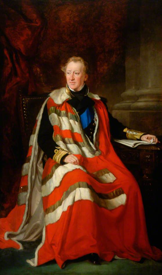 Algernon Percy (1792–1865), 4th Duke of Northumberland